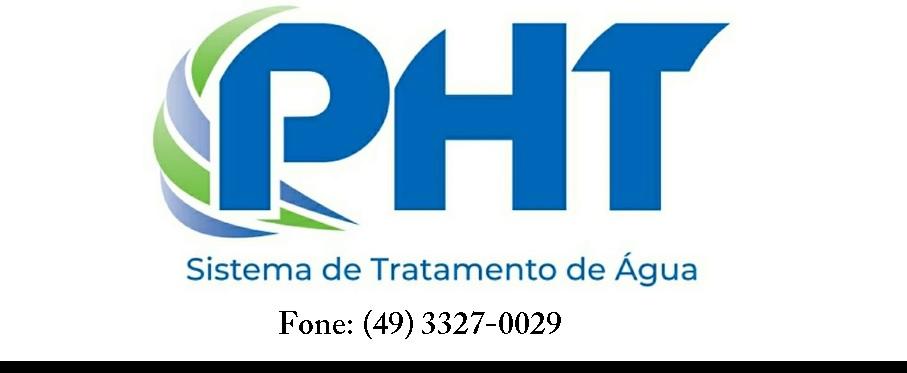 PHT tratamento de agua